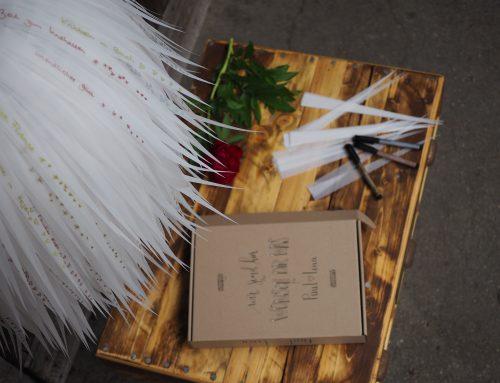 Die Traumlampe – eine wundervolle Gästebuch Alternative