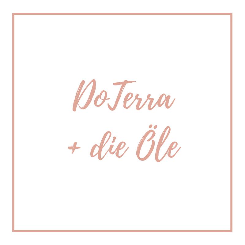 doTerra ätherische Öle
